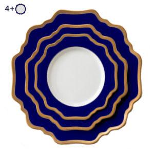 4kompletytalerz-chargerowy-navy-blue-porcelana-zastawa-stołowa-sunflowers-home-story-atelier-klasycznie-pieknych-wnętrz