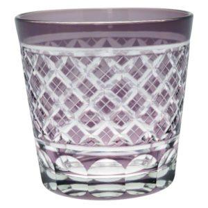 kryształowa szklanka do wody fioletowa-home-story