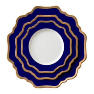 navy-blue-porcelana-zastawa-stołowa-sunflowers-home-story-atelier-klasycznie-pieknych-wnętrz