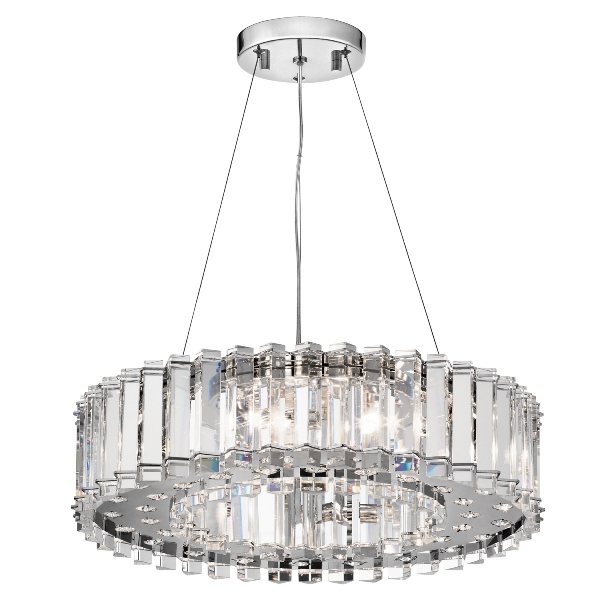 Lampa wisząca Crystal śr. 52,7cm