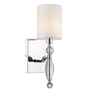 lampa klasyczna z materiałowym abażurem homestory.pl